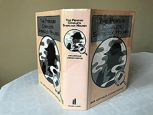 The Penguin Complete Sherlock Holmes: Sir Arthur Conan