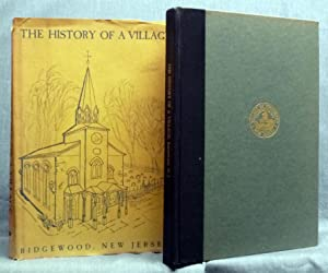 The History Of A Village, Ridgewood, New Jersey