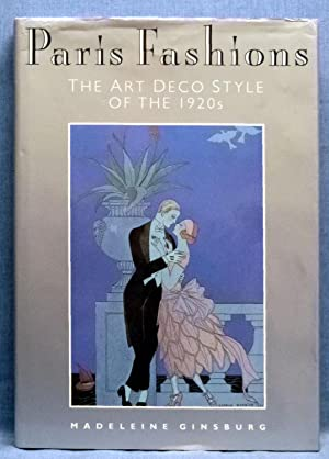 Paris fashions: Art Deco styles of the 1920's