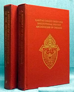 Caritas Christi Urget Nos / A History of the Offices, Agencies and Institutions of the Archdioces...