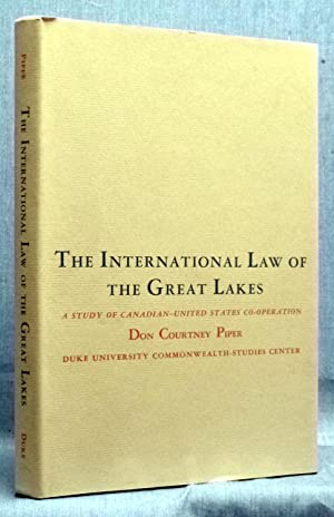 The International Law Of The Great Lakes