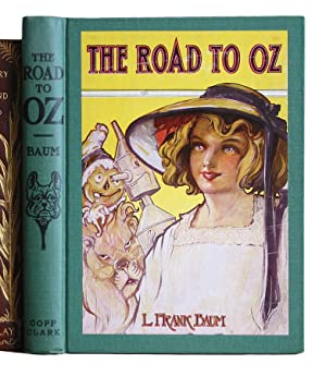 The Road to Oz. Illustrated by John: BAUM, L. Frank