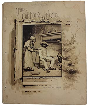 The Old Folks at Home. Illustrated by G.W. Brenneman.: BRENNEMAN, G.W., (Illustrated by)