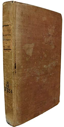 Letters of J. Downing, Major, Downingville Militia,: DAVIS, Charles Augustus]