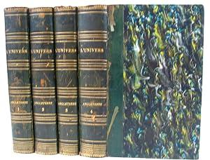 Angleterre. (From: L'Univers, ou Histoire et Description: GALIBERT, Leon &