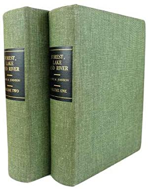 Forest, Lake and River. The Fishes ofNew England & Eastern Canada. In Two Volumes.