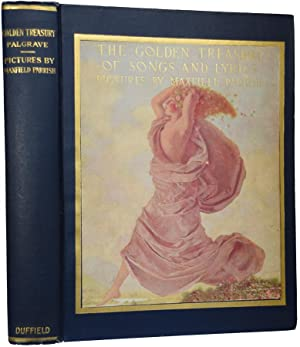 A Golden Treasury of Songs and Lyrics.: PALGRAVE, Francis Turner