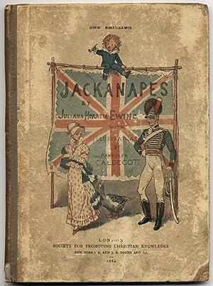 Jackanapes. With illustrations by Randolph Caldecott.: EWING, Juliana Horatia