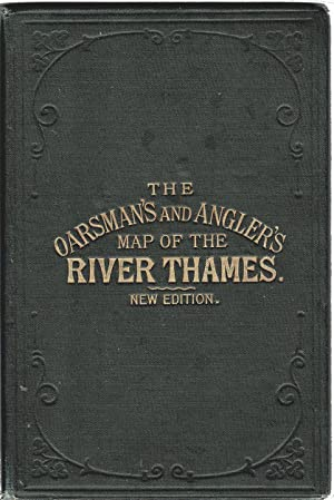 The Oarsman's and Angler's Map of the: STANFORD, Edward, (Publisher).