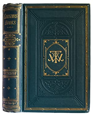 The Christmas Books of Mr. M.A.Titmarsh: Mrs.: THACKERAY, William Makepeace