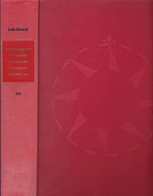 Bibliography of books on Alaskapublished before 1868.: LADA-MOCARSKI, Valerian