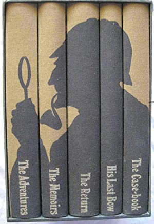 SHERLOCK HOLMES COMPLETE STORIES. The Adventures, The: DOYLE , Arthur