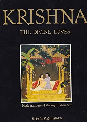 KRISHNA THE DIVINE LOVER.Myth and Legend through: ISACCO, Enrico ;