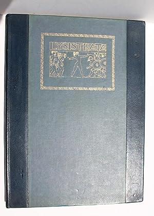 LYSISTRATA. Done into English by Jack Lindsay: LINDSAY Norman :