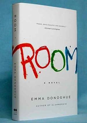 Room: A Novel (Signed): Donoghue, Emma