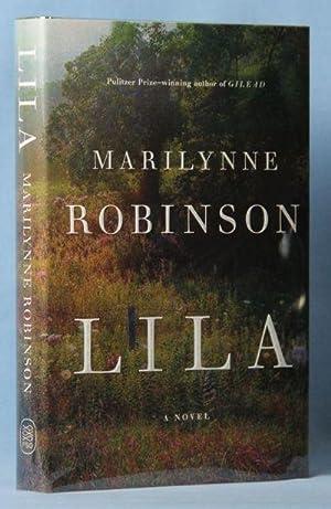 Lila (Signed): Robinson, Marilynne