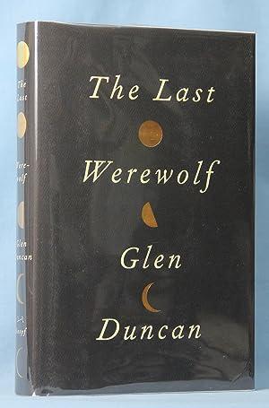 The Last Werewolf: Duncan, Glen