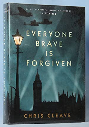 Everyone Brave is Forgiven (Signed): Cleave, Chris