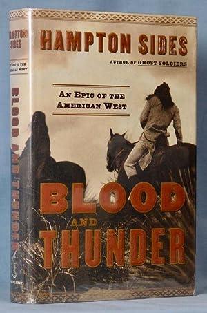 hampton sides - blood and thunder - Signed - AbeBooks