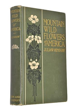 Mountain Wild Flowers of America: Henshaw, Julia W.
