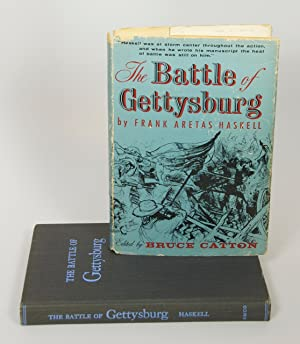 The Battle of Gettysburg: Haskell, Frank