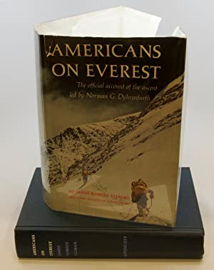 Americans On Everest: The Official Account of the Ascent led by Norman G. Dyhrenfurth