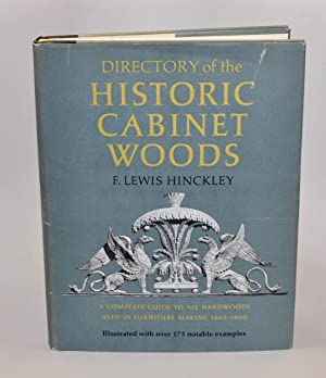 Directory of the Historic Cabinet Woods: A: Hinckley, F. Lewis