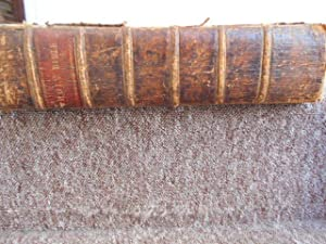 The Self- Interpreting Bible; Dove, John: Brown, Rev John;