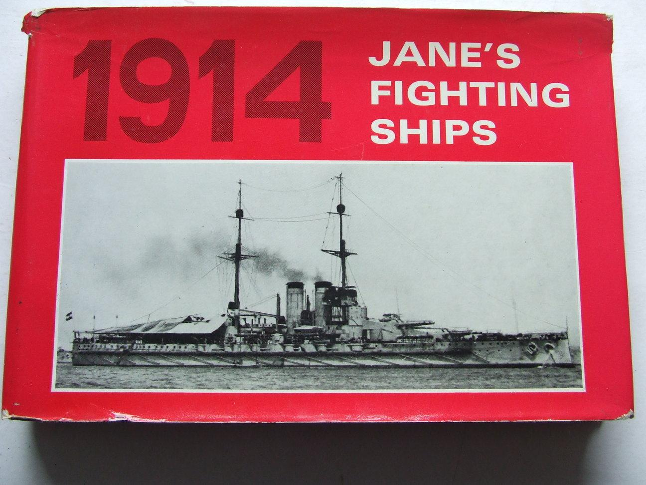 Jane's Fighting Ships 1914. including a chapter on the progress of marine engineering by Charles De Grave Sells