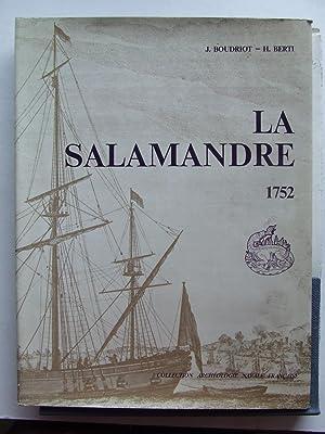 La Salamandre, Galiote a Bombes 1752: Boudriot, Jean &