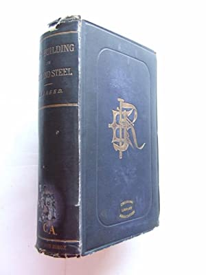 Shipbuilding in Iron and Steel. a practical: Reed, E.J.