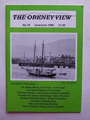 The Orkney View, no. 78. June/July 1998: Cormack, Alastair &