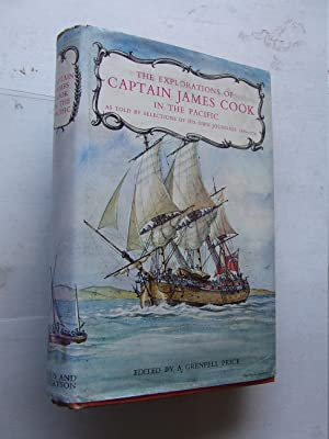 The Explorations of Captain James Cook in: Cook, Captain James