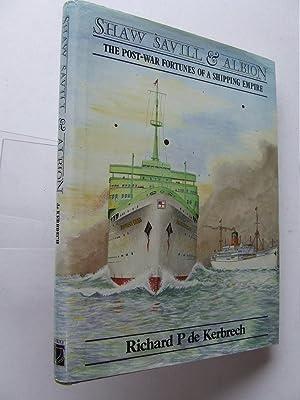 Shaw, Savill & Albion, the post-war fortunes: De Kerbrech, Richard
