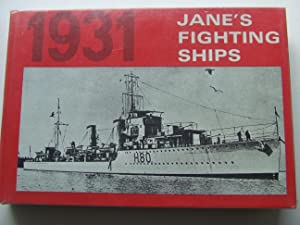 Jane's Fighting Ships 1931 [David & Charles: McMurtrie, Francis E.