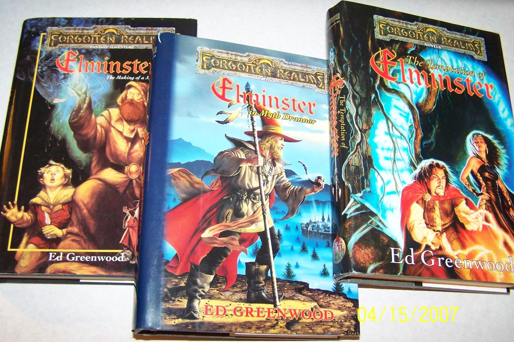 1998 fantasy novels