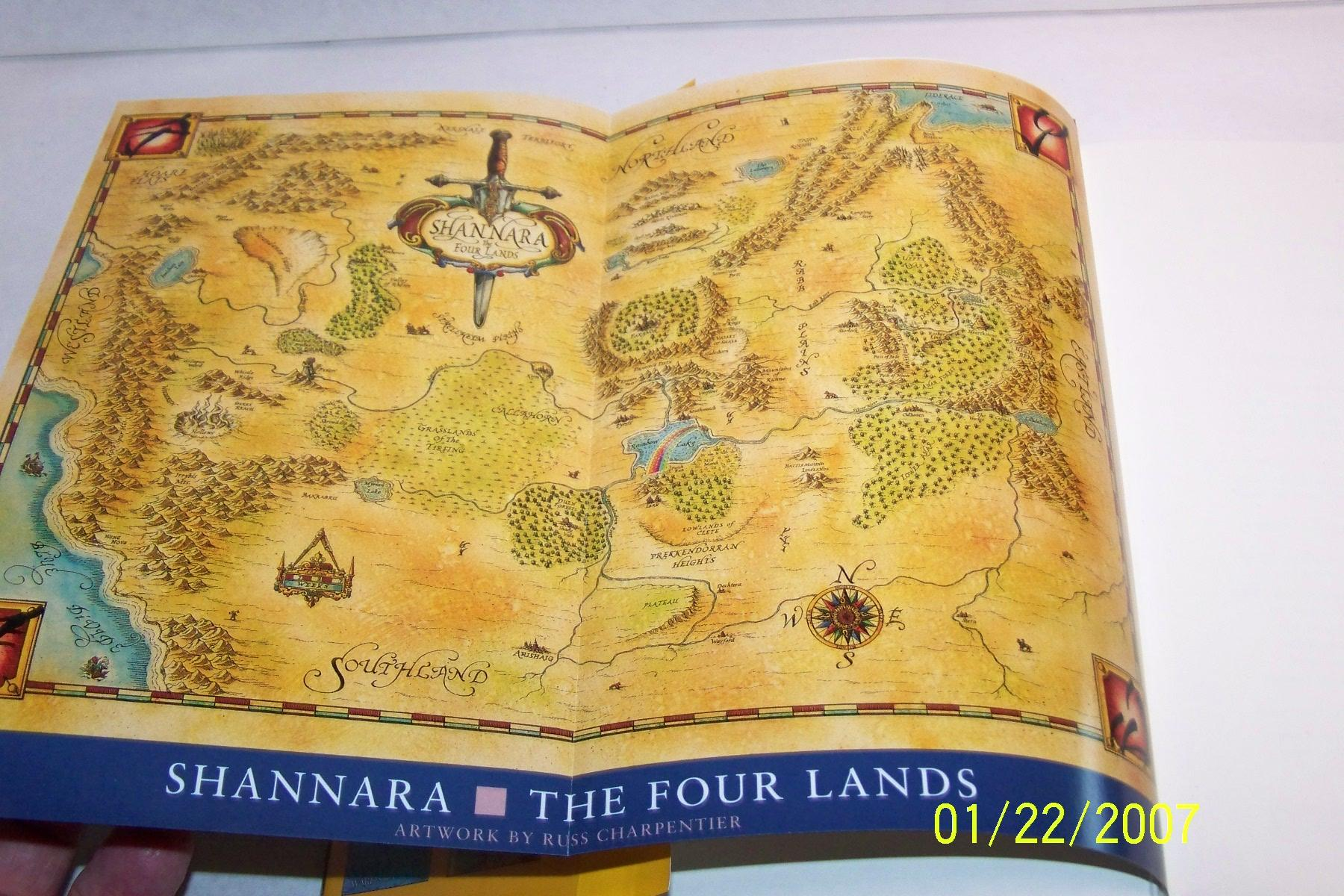 The Dark Legacy Of Shannara Witch Wraith By Terry Brooks
