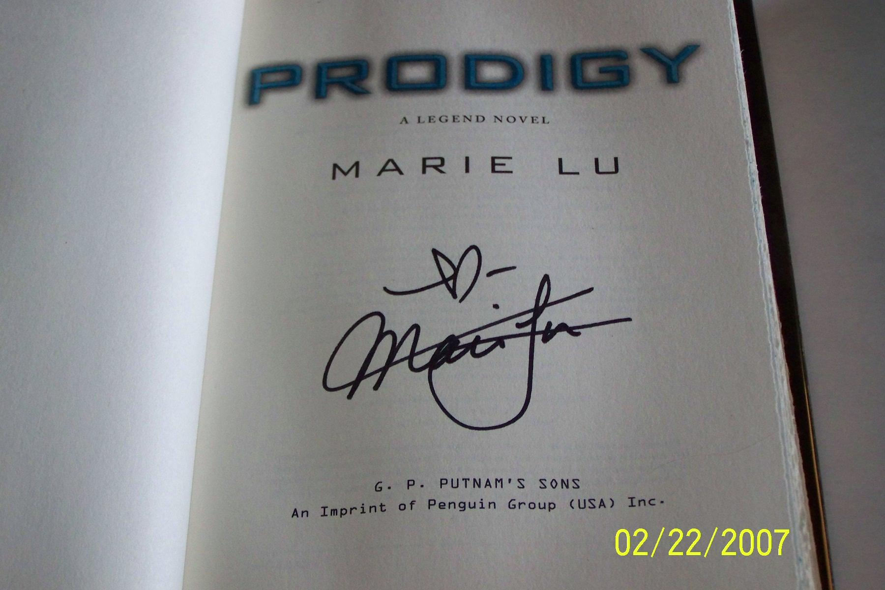 Legend prodigy and champion by marie lu g p putnam new york prodigy and champion marie lu publicscrutiny Images