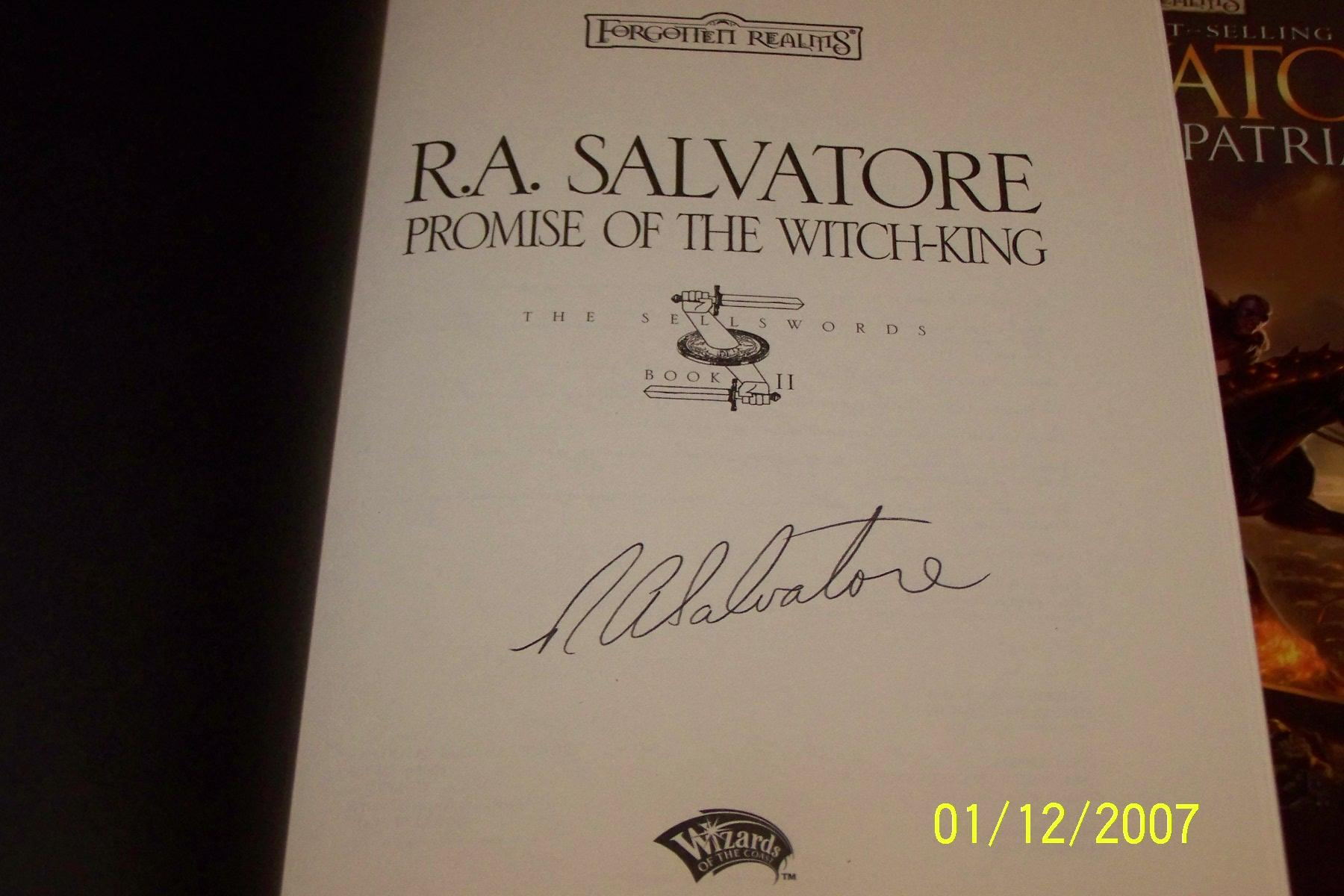The Sellswords Trilogy, Signed, 3 Vols