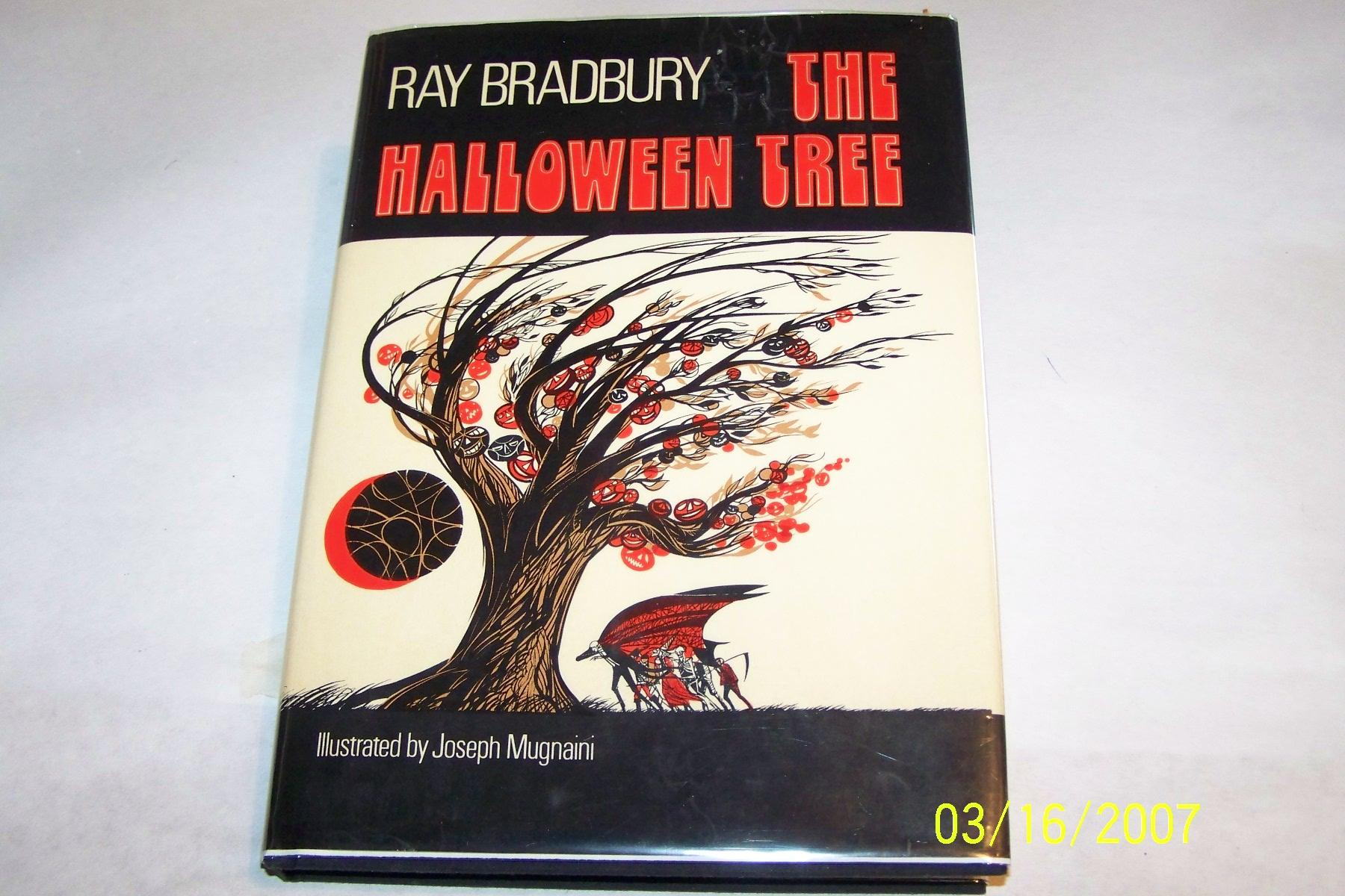 the halloween treeray bradbury: alfred knopf, new york hardcover