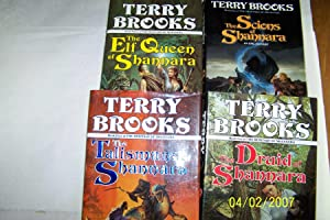 Heritage of Shannara four volume Set