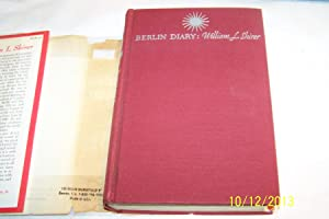 Berlin Diary: William L. Shirer