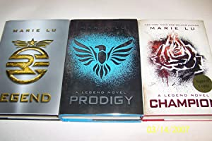 The Legend 3 Volume Trilogy