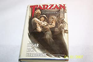 Tarzan and the Forbidden City; SIGNED BY the AUTHOR