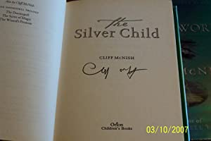 The Silver Child, Trilogy: McNish, Cliff