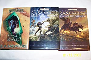 The Sellswords Trilogy, Signed, 3 Vols.