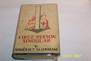 Written in the First Person Singular; Six: Maugham, W. Somerset