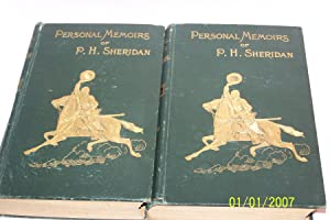 Personal Memoirs of P. H. Sheridan. General United States Army