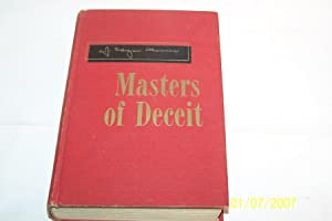 Masters of Deceit: J. Edgar Hoover