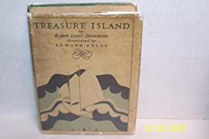 Treasure Island (with scarce dust jacket): Stevenson, Robert Louis